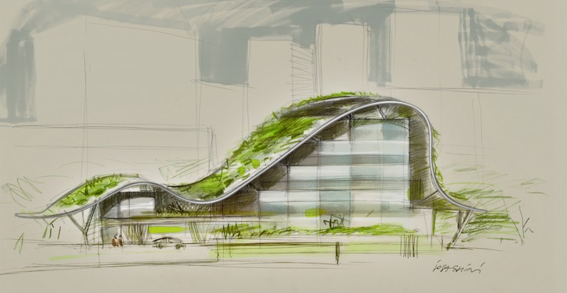 Architettura Verde, IOSA GHINI