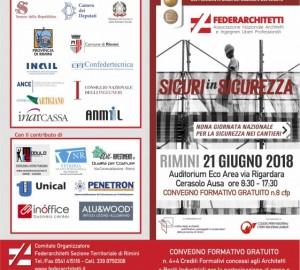 Brochure Federarchitetti IX GNSC 2018