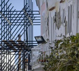 Terremoto Ischia: la zona rossa di Casamicciola